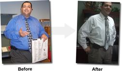 Dr. loses much weight with NuLean Cleanse weight loss diet